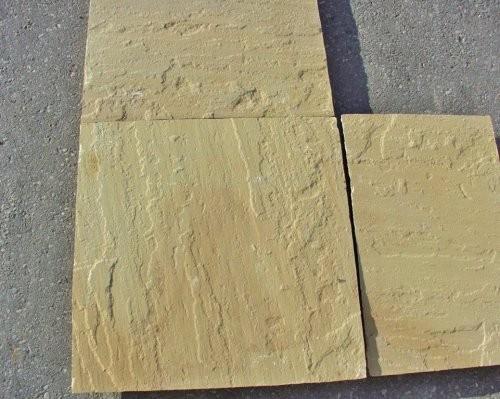 Sandstein gelb SONAT 533 spaltrau