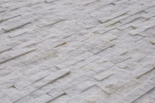 weiße Wandverblender