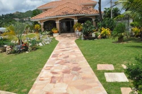 Polygonalplatten Außenbereich, SONAT 503