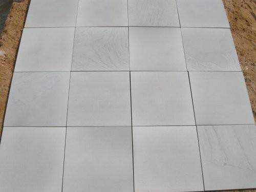 Sandstein Kandla grau SONAT 546 sandgestrahlt und gebürstet