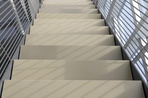 Solnhofener, feingeschliffen, Treppe