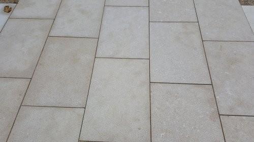 Außenbereich Boden Rechteck Größe 400/600/30 mm