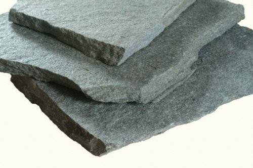 Polygonalplatten SONAT 505 Quarzit hellgrau