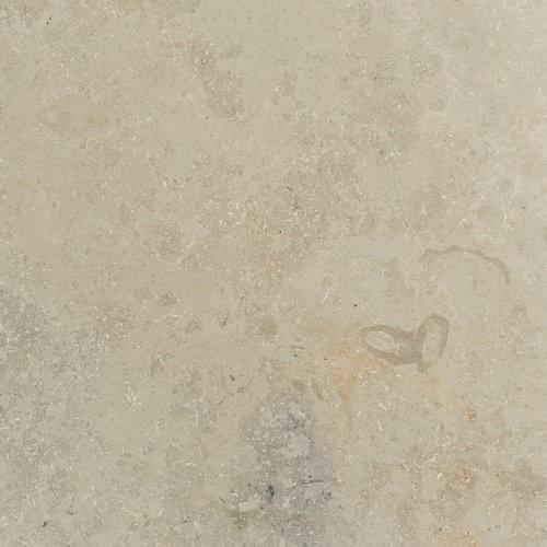 Jura Kalkstein grau-gelb-bunt, feingeschliffen, Nahaufnahme