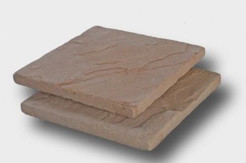 Formatplatten Modak Sandstein, spaltrau