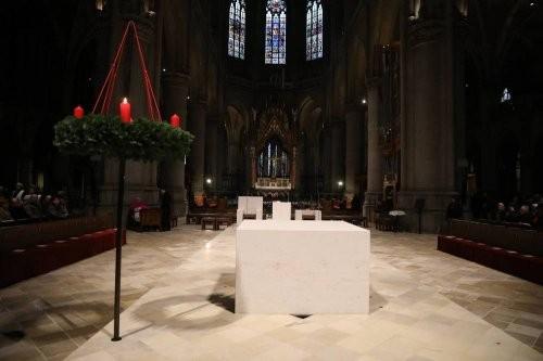 Jura Kalkstein, Massivarbeiten, Kirche