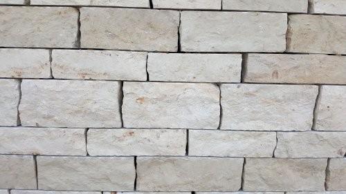 Jura Mauersteine SONAT S212 beige, gesägt und gespalten