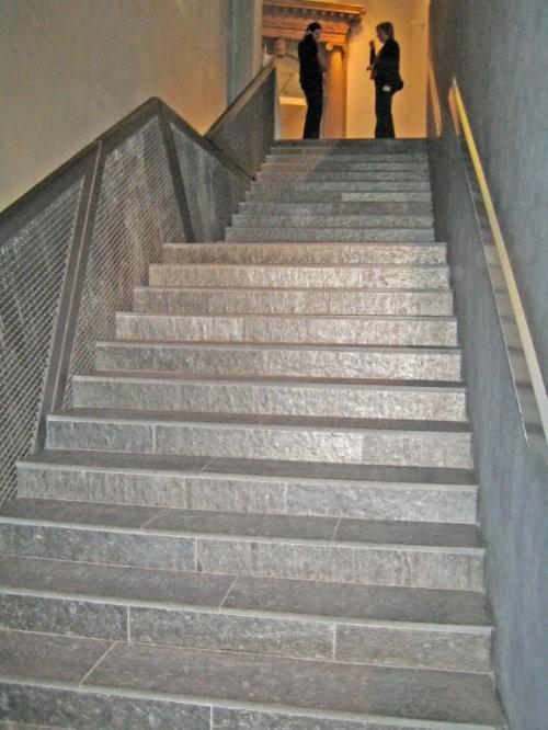 Treppe Otta Phyllit