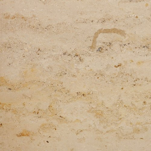 Jura Kalkstein  gelb-gebändert, poliert