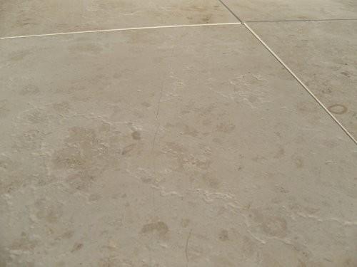 Jura Kalkstein  gelb, gebürstet