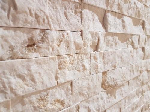 Kalksteinpaneele  SONAT 214 Marmor creme