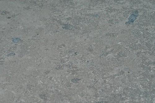 Jura Kalkstein  grau-blau, tellergestrahlt und gebürstet