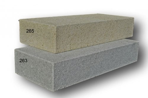 SONAT 265, Granit gelb, Blockstufen