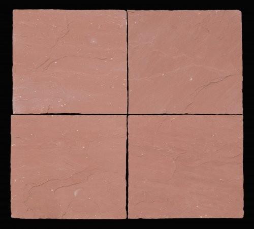 Sandstein SONAT 512 rot, spaltrau