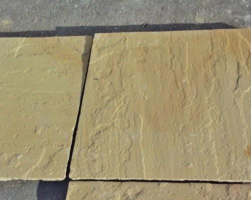 Formatplatten Sandstein gelb