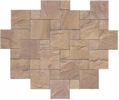 Römischer Verband Modak Sandstein