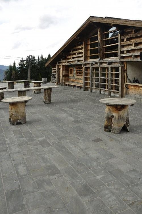 Boden Außenbereich Sandstein
