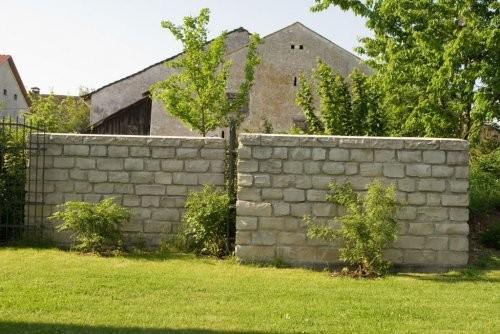 SONAT 212, Jura Mauersteine, beige, gespalten, Mauern