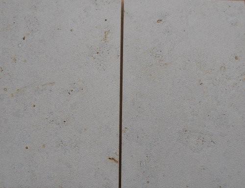 Jura Kalkstein  gelb, tellergestrahlt