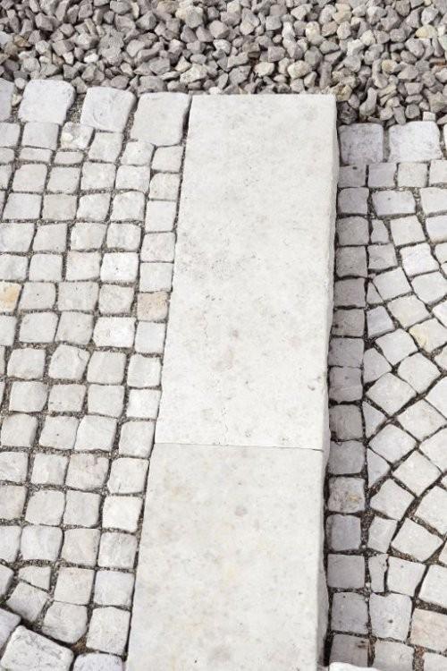 SONAT 216, Jura Pflastersteine, Stufen