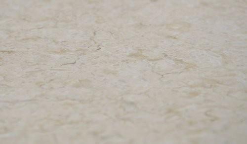 Nahaufnahme Kalkstein hell beige