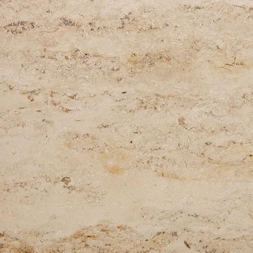 Jura Kalkstein  gelb-gebändert, feingeschliffen