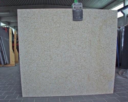 SONAT 265, Granit gelb, Rohplatte