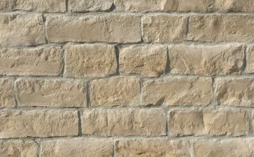 Jura Mauersteine SONAT 212 beige, gespalten