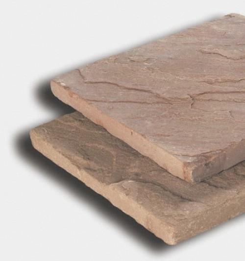 Modak Sandstein, Oberfläche spaltrau