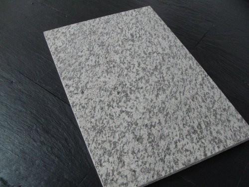 SONAT 270 Granit weiß-grau-rosé, Formatplatte