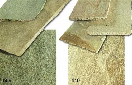 Vergleich Kotah Sandstein, Mint Sandstein