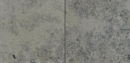 Jura Kalkstein  grau-blau, poliert