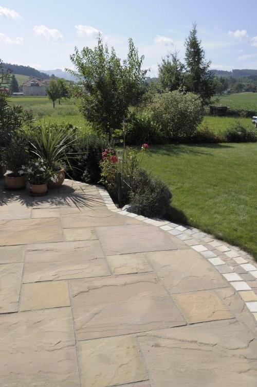 Außenbereich Römischer Verband Modak Sandstein