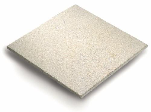 Jura Kalkstein, gelb, sandgestrahlt, Formatplatte