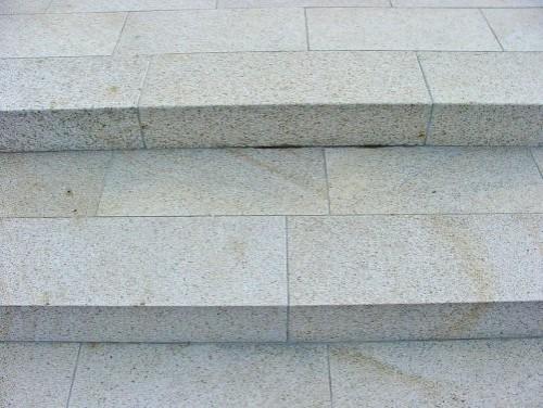 SONAT 265, Granit gelb, Stufen