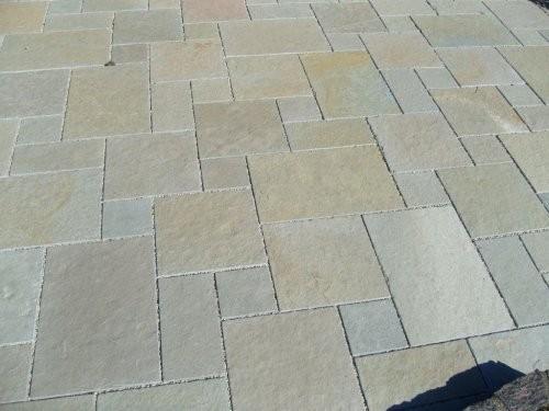 Außenbereich Römischer Verband aus Kotah Sandstein