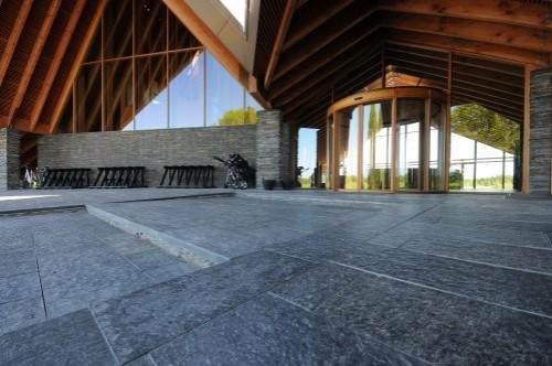 Außenbereich Bodenplatten Otta Phyllit