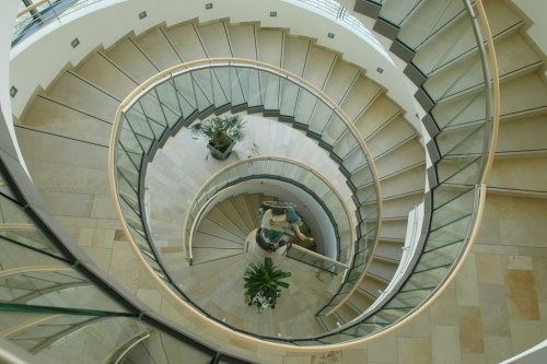 Treppenanlage