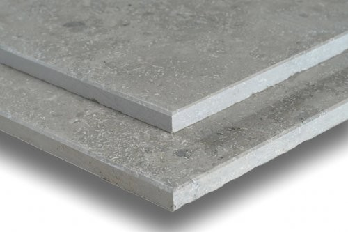 Jura Kalkstein, grau-blau, feingeschliffen, Format