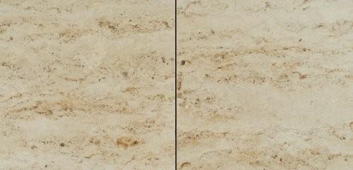 Jura Kalkstein, gelb-gebändert, feingeschliffen, Format
