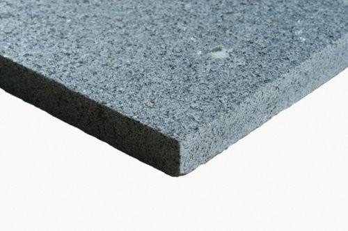 SONAT 266, Granit dunkelgrau, Formatplatte