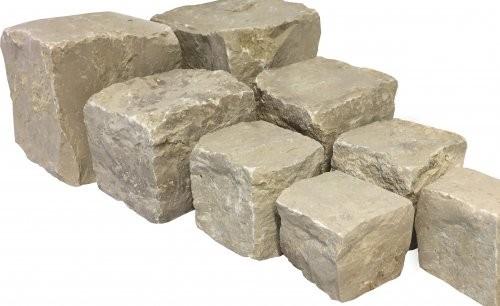 SONAT 216, Jura Pflastersteine, einzelne Pflastersteine