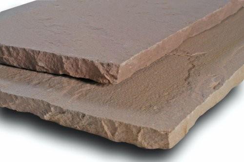 Modak Sandstein, Kanten handbehauen
