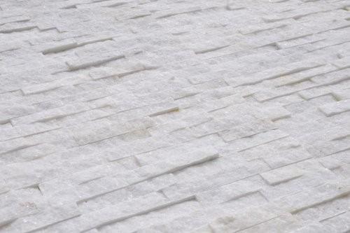 Quarzit-Wandpaneele  SONAT 230 weiß